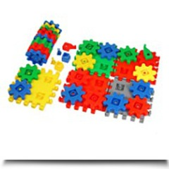 Children Intelligent Transformable Puzzle