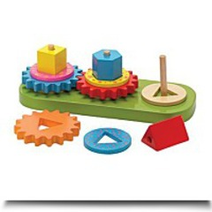 Geo Blocks And Gears