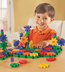 learning resources gears beginner's building colorful